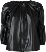 Drome three-quarters sleeve jacket - women - Leather - M