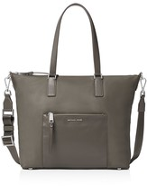 MICHAEL Michael Kors Ariana North/South Large Nylon Tote