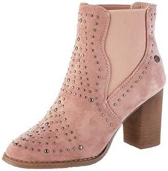 Xti Women's 49482 Ankle Boots, Grey (Gris Gris)