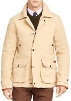 Polo Ralph Lauren Cotton Blend Twill Coat