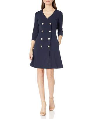Sharagano Women's db Shirtdress