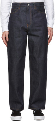 Carhartt Work In Progress Indigo Smith Jeans