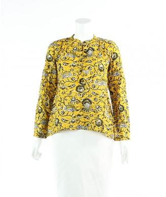 Isabel Marant Orange Cotton Tops