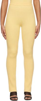 Giu Giu giu giu Yellow X-Long Lounge Pants