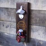 Cathy's Concepts Cathys Concepts Personalized Dad's Brew House Wall Mount Bottle Opener