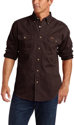 Carhartt Men's Big & Tall Oakman Work Shirt