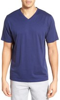 Cutter & Buck Men's 'Sida' Regular Fit V-Neck T-Shirt