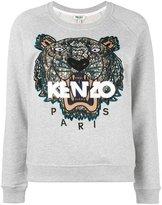 Kenzo Tiger sweatshirt - women - Cotton - XL