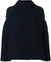 Eudon Choi oversized turtleneck jumper