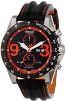 Ingersoll Men's IN1620BKOR Automatic Bison Number 32 Orange Watch