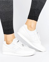 Le Coq Sportif Premium Eclat Quick Lace Sneaker