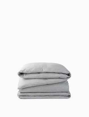 Calvin Klein Modern Cotton - Body Duvet Cover In Grey