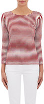 Barneys New York XO Jennifer Meyer BARNEYS NEW YORK XO JENNIFER MEYER WOMEN'S STRIPED LONG-SLEEVE T-SHIRT
