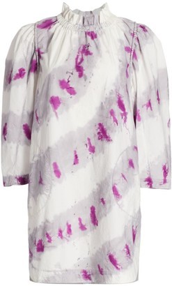 Sea Tamara Tie-Dye Tunic Dress