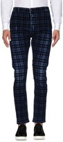 Grey Daniele Alessandrini Casual pants - Item 13048405