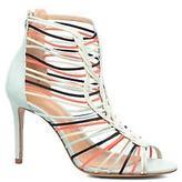 Cosmo Paris Women's Cosmoparis Ameya Stiletto Sandals In White - Size Uk 5 / Eu 38