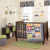 Belle Boys' World 3-pc. Crib Set