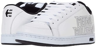 Etnies Metal Mulisha Kingpin 2 (White) Men's Shoes