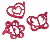 Williams-Sonoma Williams Sonoma Butterfly Heart & Flower Silicone Pancake Molds