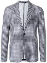 Giorgio Armani woven blazer
