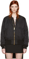 Alyx Black Alpha Industry Edition MA-1 Bomber Jacket