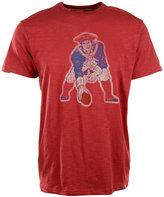 '47 Men's New England Patriots Retro Logo Scrum T-Shirt