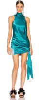 Cinq à Sept Denise Dress in Pacific Blue | FWRD