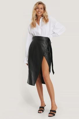 Rut & Circle Petra Pu Skirt