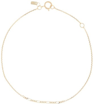 Sebastian 10kt Yellow Gold Mix Chain Bracelet