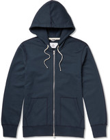 Reigning Champ - Core Slim-fit Loopback Cotton-jersey Zip-up Hoodie
