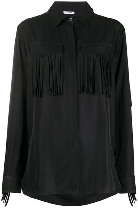 P.A.R.O.S.H. Fringed Shirt