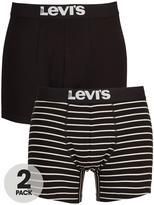 Levi's Levis 2pk Vintage Stripe Boxer