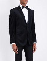 Richard James Regular-fit peak-lapel velvet jacket