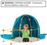 Discovery Kids Discovery Kids 69-Piece Flexible Construction Fort Set
