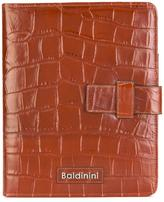 Baldinini crocodile skin effect iPad 2 case - unisex - Leather - One Size