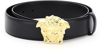 Versace Palazzo Leather Belt