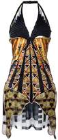 Givenchy mix print dress