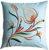 Koko - Dusk 20 x 20 Embroidered Pillow