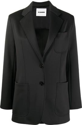 Jil Sander Single-Breasted Jacket