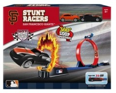 Lids Dgl Group San Francisco Giants Stunt Racer Track Playset