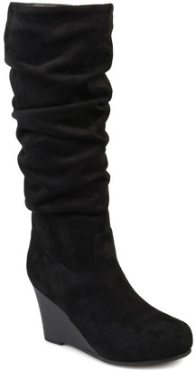 Journee Collection Haze Wedge Boot