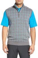 Bobby Jones 'Bunker' Merino Wool Wind Sweater Vest