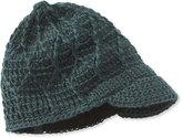 L.L. Bean Pistil Jax Knit Brim Hat Womens