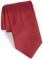 John W. Nordstrom 'Benjamin' Grid Silk Tie