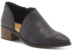 Lucky Brand Women's Kenri Leather Shootie Women's Shoes