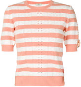 Fendi short-sleeved pullover