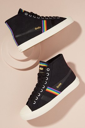 Gola Anthropologie x High-Top Trainers