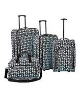 Fashion World 4 Piece Value Luggage Set