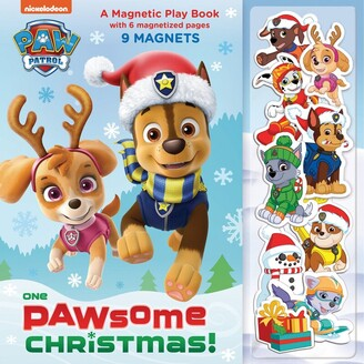 Random House One Paw-some Christmas: A Magnetic Play Book (paw Patrol)
