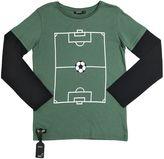 Yporqué Goal Jersey T-Shirt W/ Acoustic Device